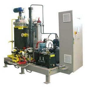 unidad de dosificación con bomba a pistón / para espuma PU / automática / de alta presión