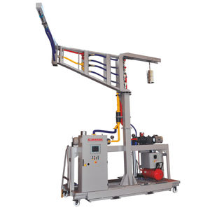 unidad de dosificación de cola / para medios de alta viscosidad / de alta precisión