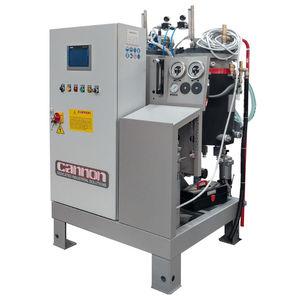 unidad de mezcla y de dosificación de resinas bicomponentes para pultrusión