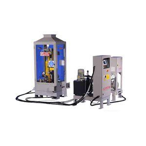 unidad de mezcla y de dosificación para la industria del plástico