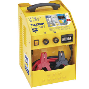 cargador de baterías ácido-plomo / AGM / de gel / VRLA