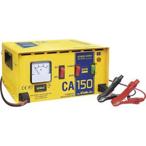 cargador de baterías ácido-plomo / de electrolito líquido / de mesa / automático