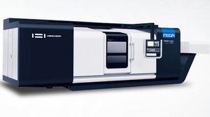 torno CNC / de alta eficacia / de gran rigidez / para aplicaciones petroleras