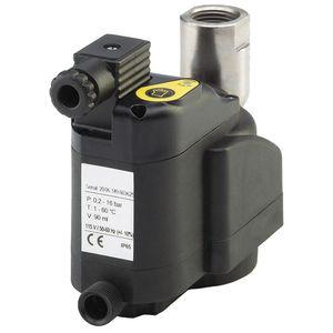 purgador de condensados / de aire / automático / electrónico