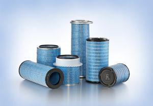 cartucho filtrante de aire / para filtración fina / de fibra de celulosa / de uso general