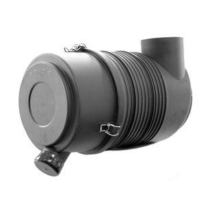 cárter de filtro de cartucho / para aire / de material plástico