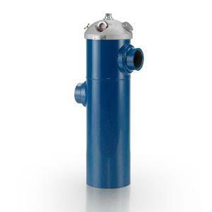 filtro de líquido / hidráulico / con cesta / en línea