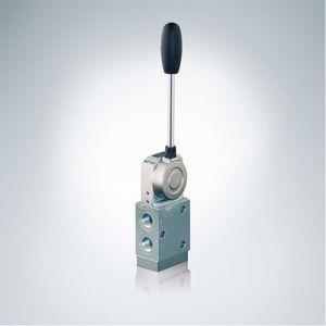 distribuidor hidráulico de cajón / con accionamiento manual / accionado por solenoide / con control mecánico