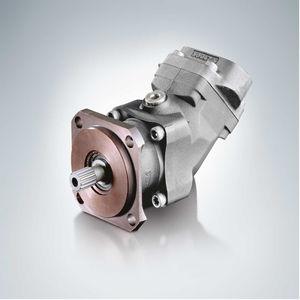 motor hidráulico de pistón axial / de eje inclinado / de cilindrada fija
