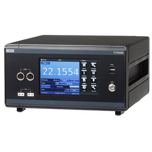 termómetro de termopar / de resistencia / digital / de precisión