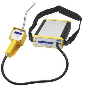 detector de humo de infrarrojos / con visualizador digital