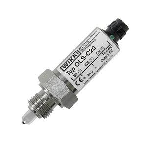 interruptor de nivel optoelectrónico / para líquidos / compacto / de alta presión