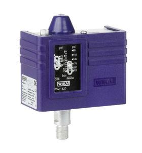 presostato para aceite / para agua / para aire / diferencial