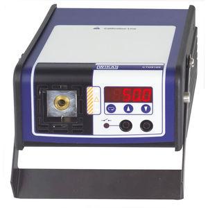 calibrador de temperatura / compacto / portátil / de alta precisión