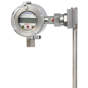 sensor de nivel magnetostrictivo / para líquido / de acero inoxidable / 4-20 mA