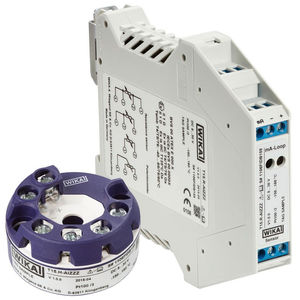 transmisor de temperatura digital
