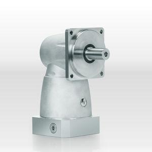reductor de engranajes cónicos / de ejes ortogonales / 1 - 2 kNm / de precisión