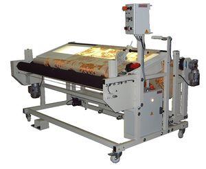 máquina de inspección de tejidos sin tensiones