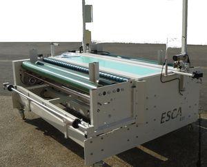 máquina de inspección de tejidos con reacondicionamiento