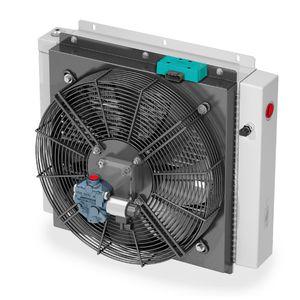 sistema hidráulico de accionamiento para soplador
