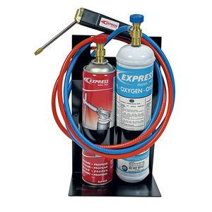 soplete de gas para la fontanería sanitaria