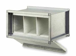 caja de filtro de membrana