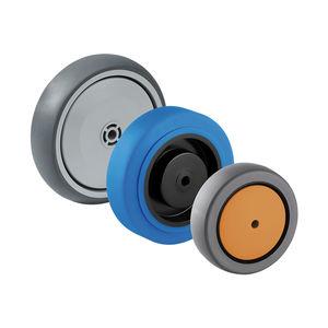 rueda con aro / de poliamida / antihuellas / de alta eficacia