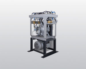 sobrepresor refrigerado por agua