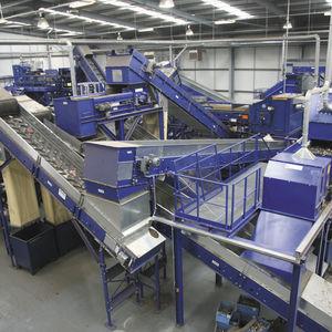 instalación de reciclado DEEE