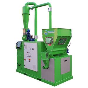 unidad para reciclado de cables / para cobre / de alto rendimiento