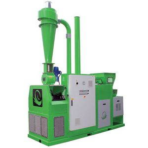 unidad para reciclado para cables eléctricos / de alto rendimiento