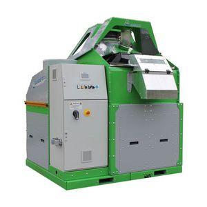 separador vibratorio / de metales / de desechos / de granulado