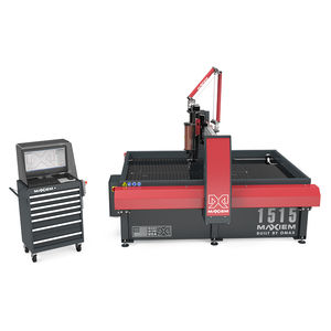 máquina de corte con chorro de agua abrasivo