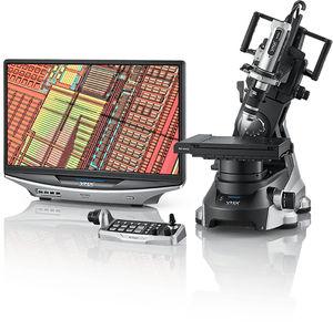 microscopio de resolución ultra alta / para inspección de superficie / digital / con zoom