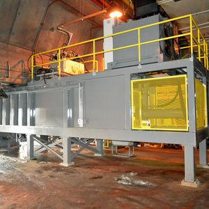 compactador de basura para papel / para chatarra / estacionario / para estación de transferencia