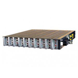 convertidor DC/DC de rack / de alta densidad de potencia / para redes telecom / modular