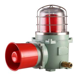 difusor sonoro antideflagrante / para entorno difícil / resistente a las intemperies / resistente a la corrosión