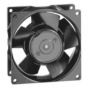 ventilador para la electrónica / axial / de evacuación / AC