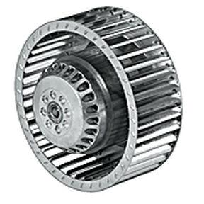 ventilador centrífugo / de circulación de aire / IP44 / de entrada única