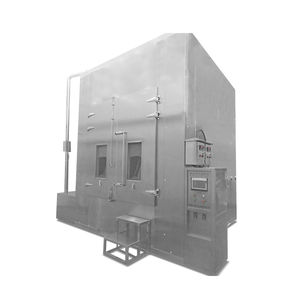 cámara de pruebas de estanqueidad al polvo