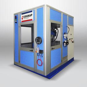 pulidora para metales / de piezas complejas / con mesa rotativa / CNC