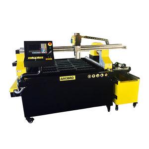 máquina de corte para metal / por plasma / de chapa / de tubos