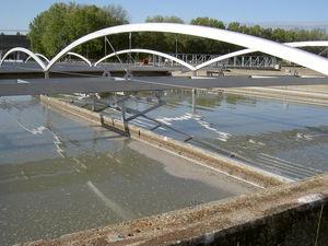 rascador para tratamiento de aguas residuales