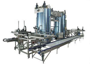 pasteurizador y esterilizador para la industria agroalimentaria