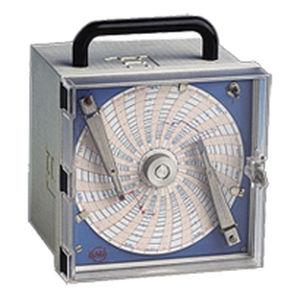 registrador en papel / circular / IP65
