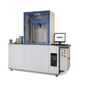 máquina de prueba de compresión / de resistencia a la tracción / para materiales / hidráulica