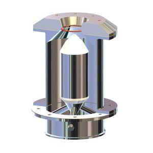 unidad de dosificación de pistón / ponderal / de granulado / de polvo