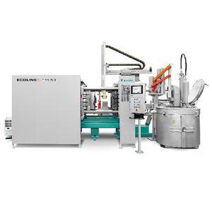 máquina de fundición a presión en cámara fría