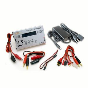 cargador de baterías Li-ion / de polímero de litio / Ni-MH / portátil