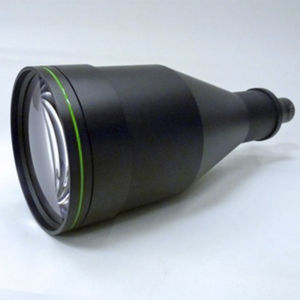objetivo de cámara bitelecéntrico